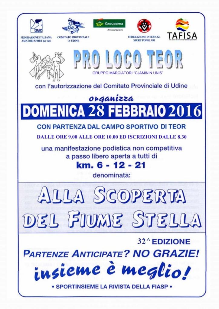 Volantino Marcia 2016_A4