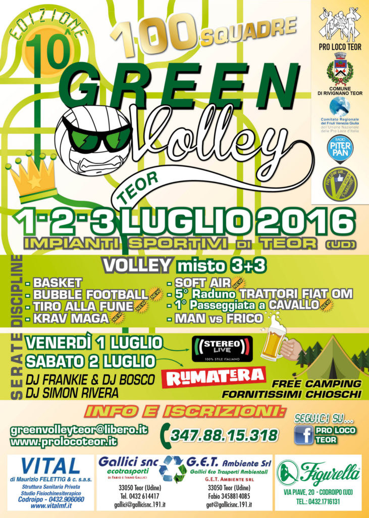 Green Volley 2016_manifesto 50x70_DEF
