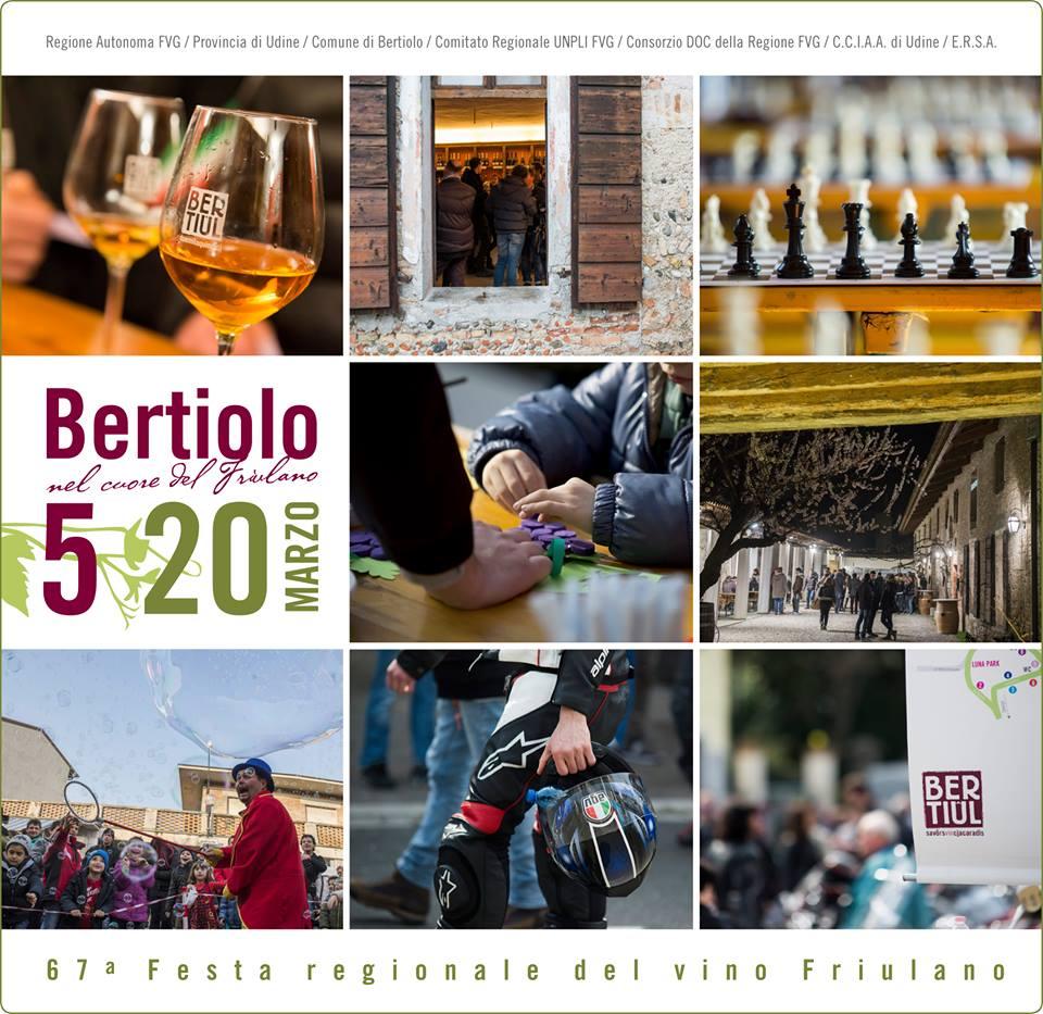 Manifesto BERTIOLO 2016