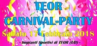 TEOR CARNIVALY-PARTY