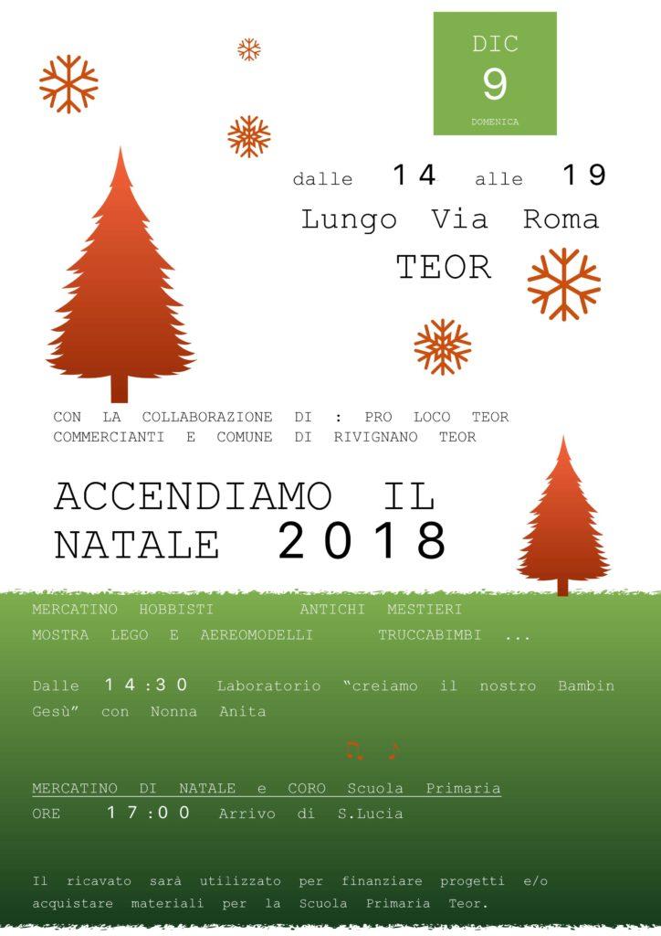 Poster festa piccolo